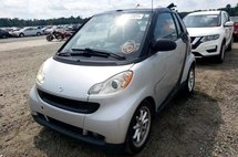 2009 Smart Fortwo 2dr Cabriolet Passion