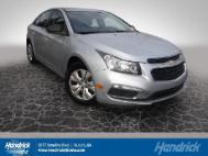 2016 Chevrolet Cruze Limited LS Auto