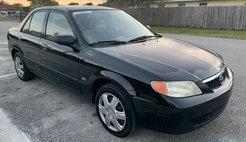 2001 Mazda Protege LX 2.0