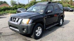 2007 Nissan Xterra Off-Road