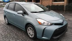 2015 Toyota Prius v Three