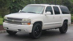 2001 Chevrolet Suburban Sport Utility