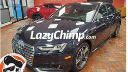 2017 Audi A4 2.0T quattro Prestige