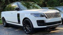 2021 Land Rover Range Rover Autobiography LWB