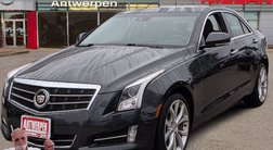 2014 Cadillac ATS 2.0T Performance