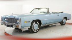 1976 Cadillac Eldorado CONVERTIBLE PS PB A/C