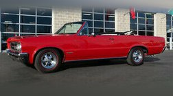 1964 Pontiac GTO 4-Speed Tri Power Convertible