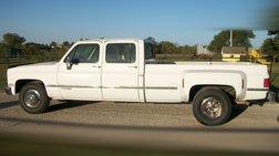 1989 Chevrolet R/V 3500 Series Silverado