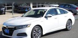2020 Honda Accord Hybrid Base