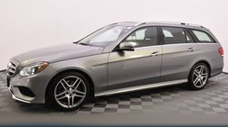 2015 Mercedes-Benz E-Class E 350 4MATIC