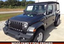2018 Jeep Wrangler Unlimited Unlimited Sport 4x4