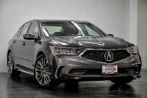 2018 Acura RLX w/Tech
