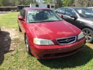 2001 Acura TL 3.2