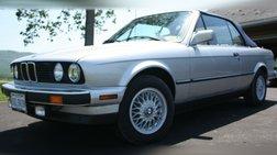 1991 BMW 3 Series 325i