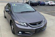 2015 Honda Civic Hybrid Hybrid