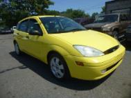 2002 Ford Focus ZX5