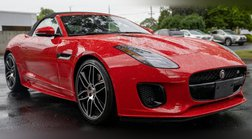 2020 Jaguar F-TYPE Standard