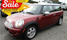 2010 MINI Cooper Clubman Base