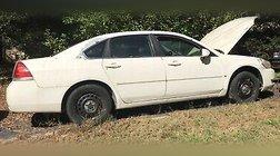 2006 Chevrolet Impala Police