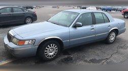1998 Mercury Grand Marquis LS