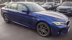2021 BMW M5 Base