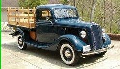 1937 Ford Wood Stake Bed Frame Up Restoration