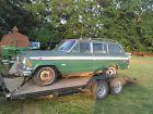 1972 Jeep Wagoneer Base