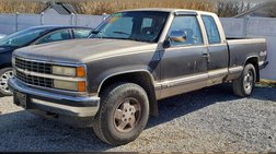 1992 Chevrolet C/K 1500 Ext Cab 141.5