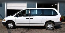 1999 Plymouth Grand Voyager Base