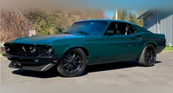 1969 Ford Mustang 1969 FORD PRO TOURING FASTBACK 5.0 SNIPER FUEL INJECTION