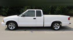 2002 GMC Sonoma SL