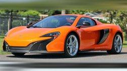 2016 McLaren 650S Spider Base