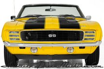 1969 Chevrolet Camaro Real SS, X55 #s Match, RS
