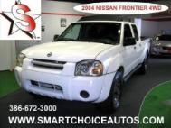 2004 Nissan Frontier XE-V6