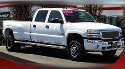 2004 GMC Sierra 3500 SLE