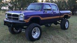 1985 Dodge RAM 350 Base