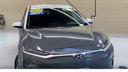 2019 Hyundai Kona EV SEL