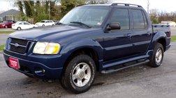 2004 Ford Explorer Sport Trac XLT