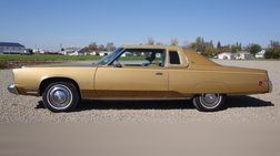 1975 Chrysler Imperial CROWN COUPE