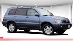 2006 Toyota Highlander Limited