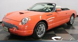 2003 Ford Thunderbird 007 Bond Edition