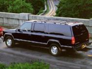 1998 GMC Suburban C1500