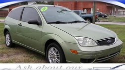 2007 Ford Focus ZX3 S