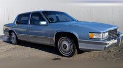 1993 Cadillac DeVille Base
