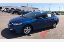 2014 Honda Civic Natural Gas