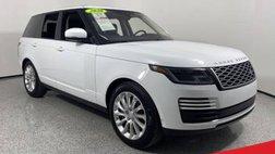 2020 Land Rover Range Rover HSE MHEV