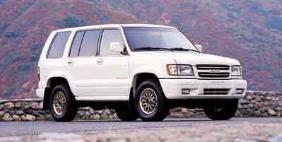 2000 Isuzu Trooper Limited