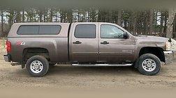 2008 Chevrolet Silverado 2500HD 2500 HEAVY DUTY