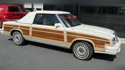 1983 Chrysler Le Baron Base