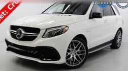 2018 Mercedes-Benz GLE-Class AMG GLE 63